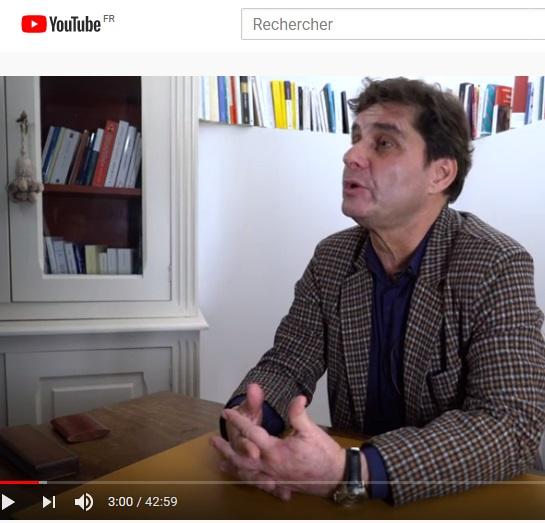 Entretien avec Marc Pena. Université  / Plan campus / Etudiants/ Fac de droit / Affaire Vasarely / Arbois  CEREG / Ecologie / Métropole/ Développement économique / Mosquée / Affaire Camus / Aix terre d'accueil / Aix ville ouverte. Marc Pena analyse de nombreux dossiers aixois.