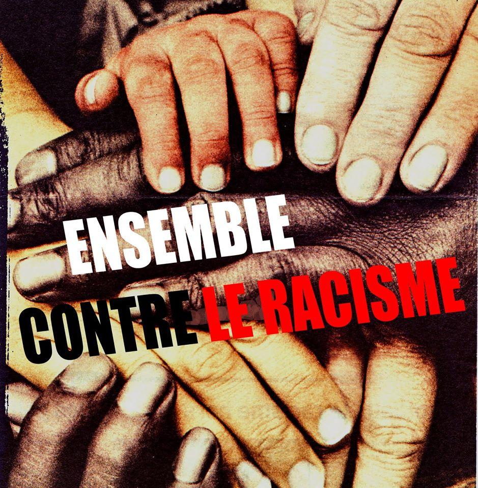 Avec Aix en Partage contre le racisme et les discriminations